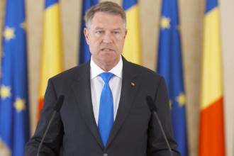 Iohannis, după consultări: Acest asalt al PSD trebuie să primească un răspuns de la români