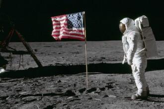 Motivul pentru care NASA va trimite o misiune după sacii de gunoi lăsaţi pe Lună