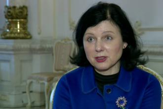 Reacţia comisarului pe justiţie când a aflat că în România are dosar penal.