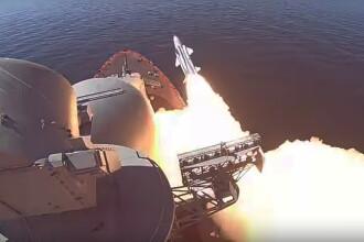 Replica Rusiei la exerciţiile NATO de la Constanţa. Test cu rachete în Marea Neagră