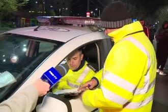 Razie la vehiculele tunate. Un tânăr a fost prins că și-a scos semnalizarea