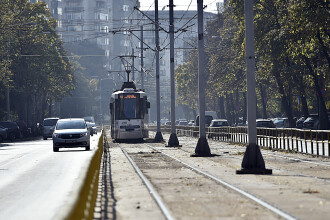 Tramvaiul 41, suspendat din 29 iunie. Liniile alternative care vor prelua călătorii