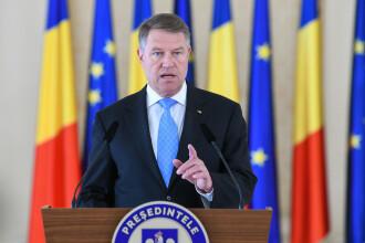 """Iohannis îi cheamă pe români la vot la referendum: """"Să dea o lecție pesediștilor"""""""