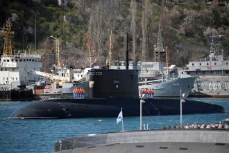 Reacția Rusiei la exercițiul NATO din Marea Neagră. Au fost plasate în stare de alertă
