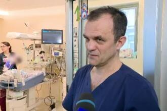 Doar 2 medici pot opera inimile copiilor în țară. Sute de bebeluși cu probleme mor anual