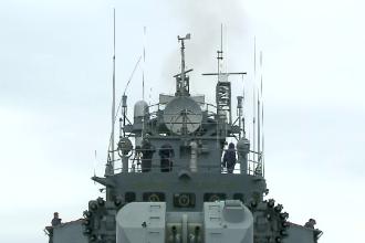 Cel mai mare exercițiu NATO din ultimi ani în Marea Neagră. Reacția Rusiei