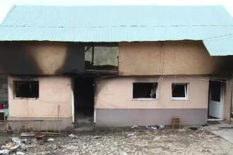 Un băiat de 3 ani din Iași a murit în chinuri, după ce a pornit un incendiu în casă