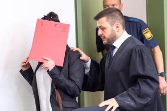 Nemțoaică judecată pentru că a lăsat o fetiță să moară de sete. Numele celebru implicat în proces