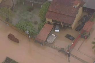Situație de criză în Rio de Janeiro. Inundațiile au ucis mai mulți oameni