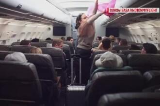 Campanie fără precedent în România. Pasagerii care fac scandal, trecuți pe lista neagră