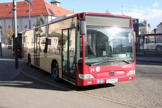 Motivul pentru care a fost suspendată circulația autobuzelor într-un oraș din Austria