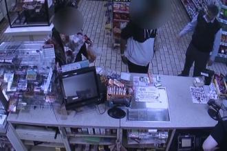 Motivul pentru care patronul unui magazin l-a lăsat pe un hoț să plece cu coșul plin