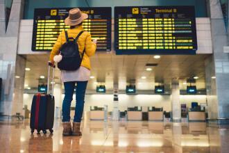 """Nu avea bagajul în regulă, dar a reușit să îi """"păcălească"""" pe cei din aeroport"""