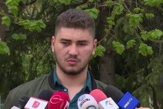 Declarațiile tânărului bătut de 16 taximetriști în Galați. Cinci agresori au fost identificați