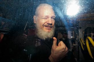 Soarta incertă a lui Julian Assange. Avocații lui cred că în SUA poate fi închis zeci de ani