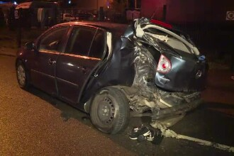 Tragedie în București. O tânără a murit, iar șoferul vinovat a scăpat nevătămat