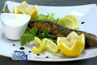 Cum preparăm corect peștele, pentru a fi hrănitor și sănătos