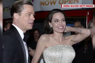 Răsturnare de situație. Decizia luată de Angelina Jolie în relația cu Brad Pitt