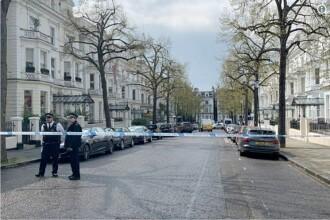 Focuri de armă după ce un şofer a lovit deliberat maşina ambasadorului Ucrainei