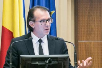 Moțiunea simplă împotriva ministrului Finanțelor a fost adoptată în Parlament