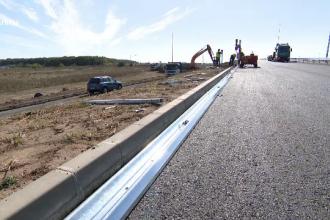 12 milioane de € pe km la autostrada Sibiu-Piteşti. Contractul semnat după 10 ani