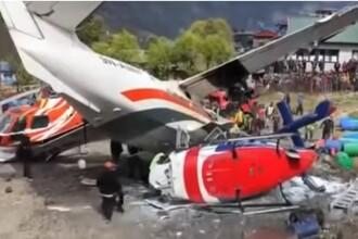 Accident mortal pe unul dintre cele mai periculoase aeroporturi din lume. VIDEO