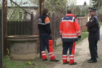 Un bărbat a murit după ce a căzut într-o fântână adâncă de 25 de metri, în Prahova