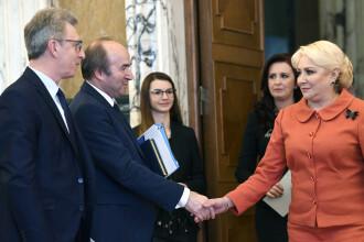 """Ministrul Toader, după discuția cu premierul Dăncilă: """"După lege, nu poate să ceară demisia"""""""