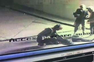 Bărbat atacat cu un aparat cu electroșocuri și jefuit. Cine erau de fapt autorii