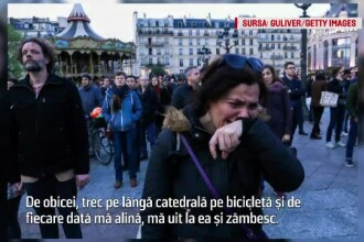 """Franța vorbește despre """"Notre Drame"""": """"Vor trece decenii până când urmările vor fi şterse"""
