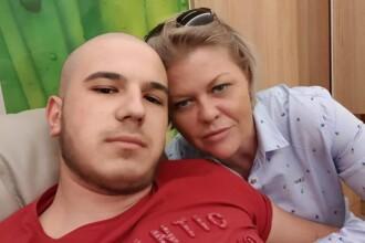 Povestea lui Andrei, un tânăr cu o formă rară de cancer. Cum îl puteți ajuta