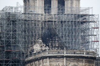 Descoperire controversată la catedrala Notre Dame. Ce au găsit anchetatorii