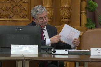 """Modificarea Codului Penal, adoptată în Senat. Opoziție: """"Spălarea cazierului lui Dragnea"""""""