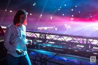 DJ-ul care a avut cele mai multe live-uri din lume, în 2018, a fost şi în România