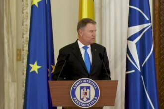 Iohannis a promulgat legea care modifică OUG referitoare la indemnizaţia pentru creşterea copiilor