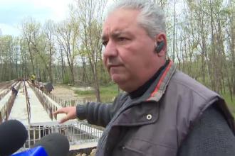 Șefii muncitorilor răniți după prăbușirea podului la Stoina, cercetați de poliție