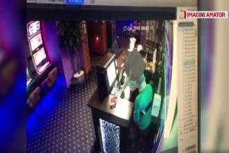 Ce au făcut cu banii furați cei doi bărbați care au spart un cazinou din Cluj Napoca