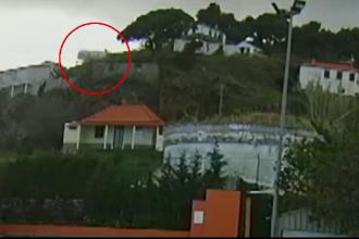 Au apărut imagini surprinse de camere cu accidentul cu 29 de morți, din Madeira. VIDEO