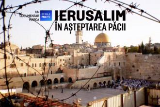 Ierusalim, orașul păcii, e locul în care a curs cel mai mult sânge în numele lui Dumnezeu