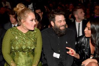 Artista Adele s-a despărţit de soţul ei, Simon Konecki. Cei 2 erau căsătoriți din 2016