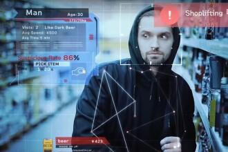 Aplicația care permite prinderea hoților din magazine înainte ca ei să fugă. VIDEO