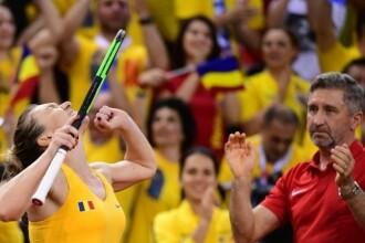 Simona Halep s-a calificat în optimile de finală ale Madrid Open