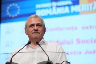 Dragnea, replică dură la adresa lui Iohannis, după protestul din Iași: