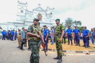 Premierul din Sri Lanka condamnă