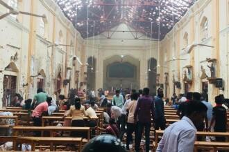 Statul Islamic a revendicat atacul din Sri Lanka, în care au murit peste 300 de persoane
