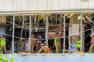 Atacuri în Sri Lanka: bilanţul a crescut la 359 de morţi. O nouă explozie în Colombo