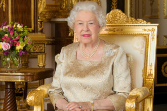 Klaus Iohannis participă la recepția oferită de către Majestatea Sa Regina Elisabeta a II-a