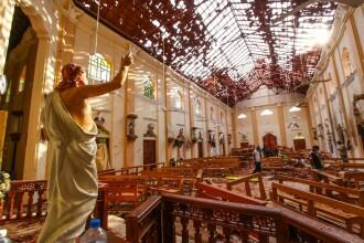 Atacurile din Sri Lanka au fost comise drept răzbunare pentru masacrul din Noua Zeelandă