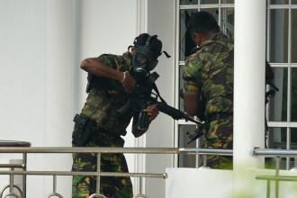 Atac în Sri Lanka. Tatăl a doi dintre teroriștii care s-au detonat în biserici, arestat