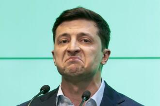 Partidul lui Zelenski câștigă și alegerile legislative, cu un scor record